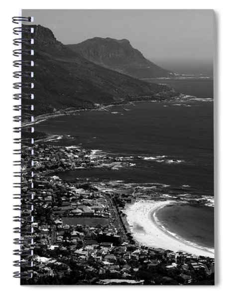 Camps Bay Cape Town Spiral Notebook