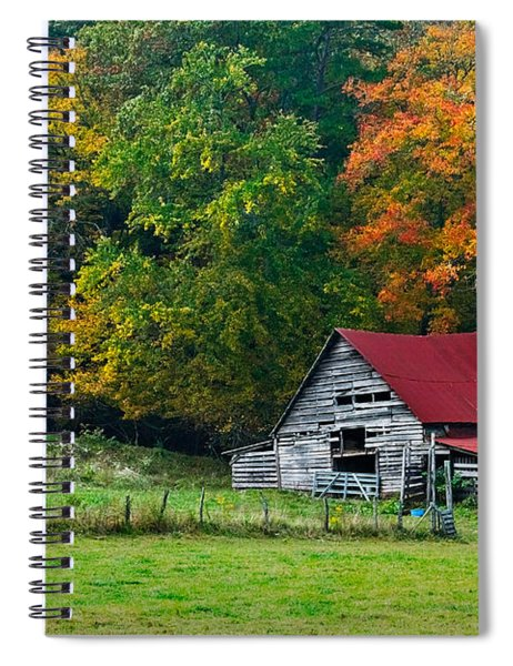 Candy Mountain Spiral Notebook