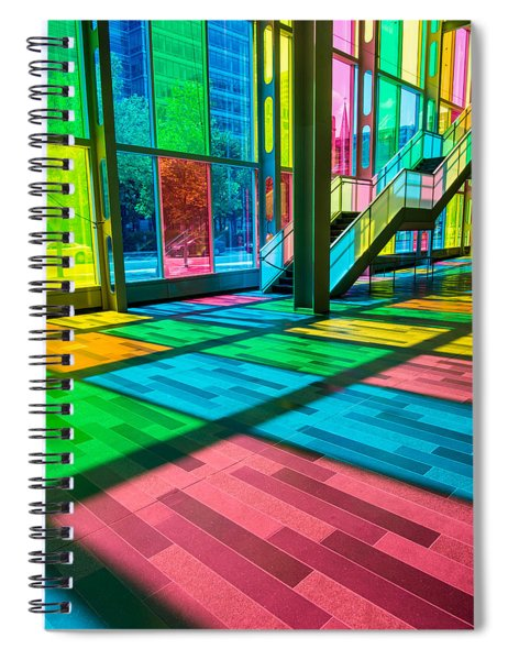 Candy Store Spiral Notebook