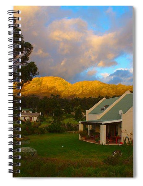 Cape Sunset Spiral Notebook