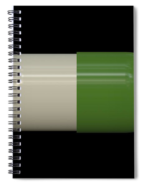 Capsule Pop Art Spiral Notebook