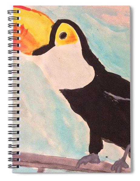 Captive At Leeds Spiral Notebook
