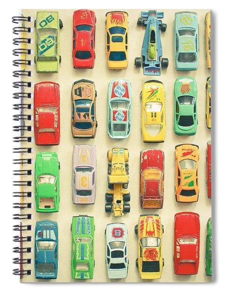 Car Park Spiral Notebook