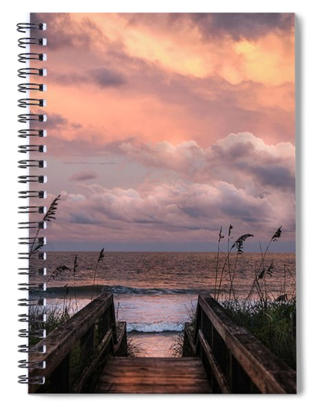 Carolina Dreams Spiral Notebook