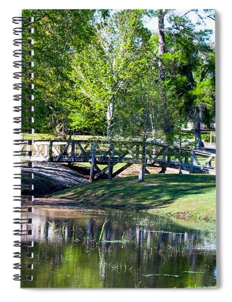 Carpenters Park 3 Spiral Notebook