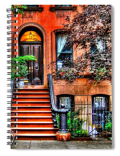 Carrie's Place - Sex And The City Spiral Notebook