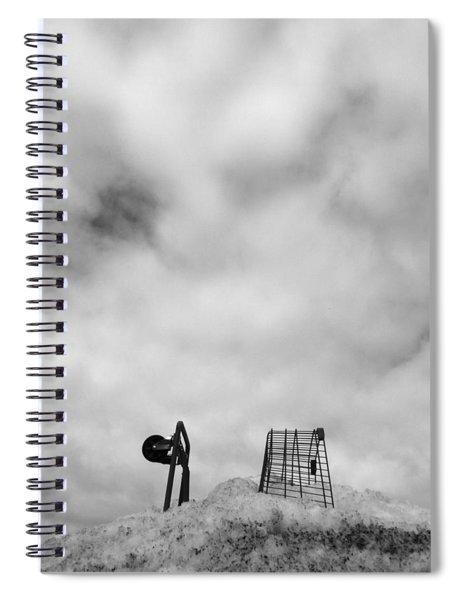 Cart Art No. 10 Spiral Notebook
