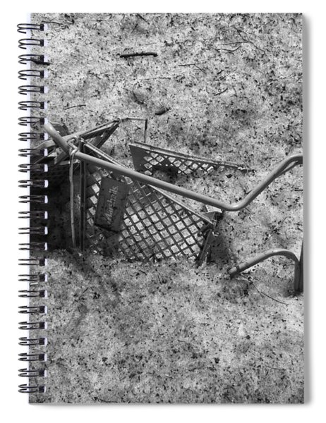 Cart Art No. 17 Spiral Notebook
