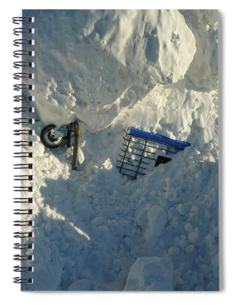 Cart Art No. 22 Spiral Notebook