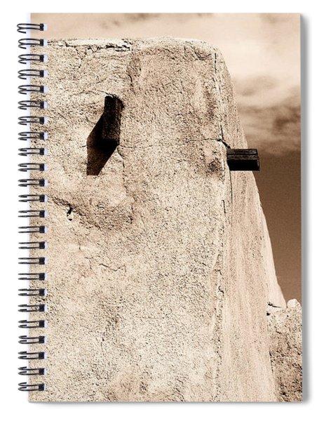 Castolon Adobe Ghost Spiral Notebook