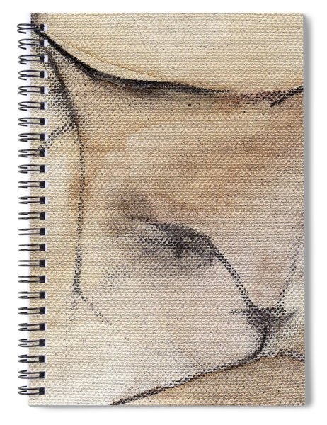 Cat In Wine 3 Spiral Notebook