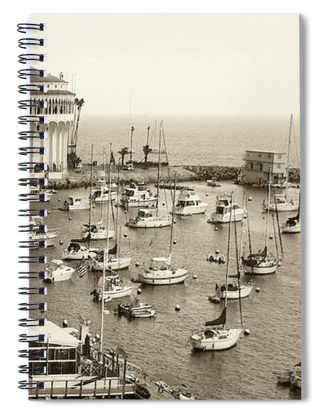 Catalina Island. Avalon Spiral Notebook