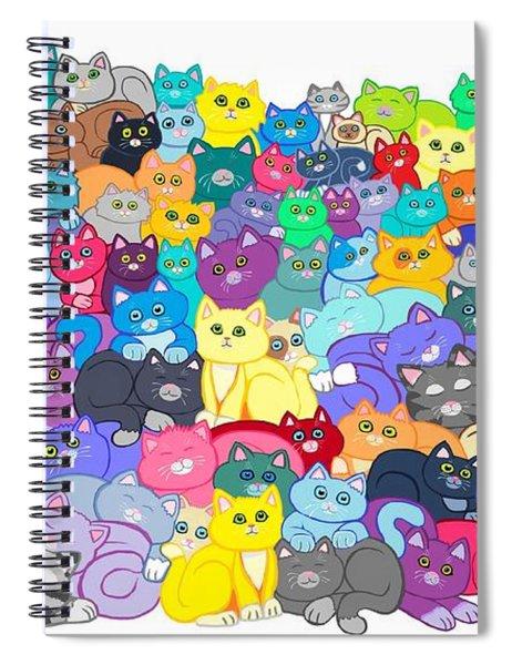 Catastrophy Spiral Notebook