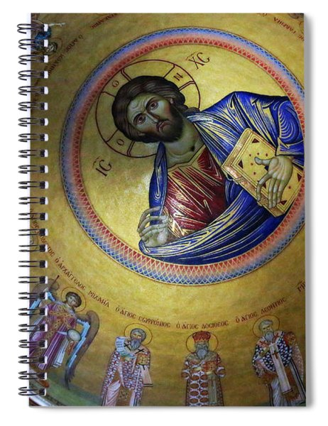 Catholicon No. 3 Spiral Notebook