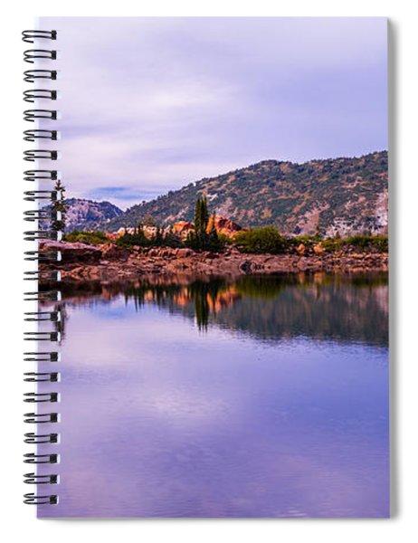 Cecret Reflection Spiral Notebook