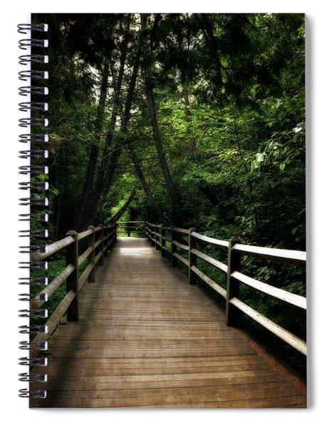 Cedar Pathway 2.0 Spiral Notebook