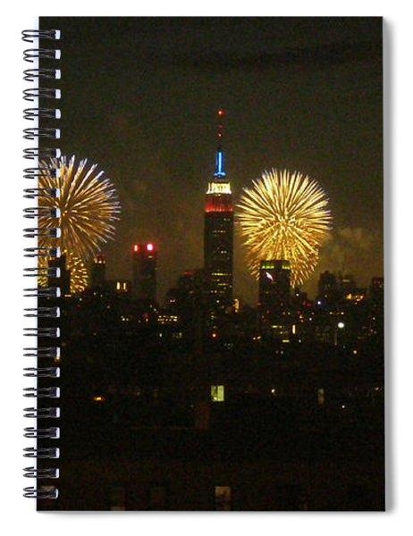 Celebrate Freedom Spiral Notebook