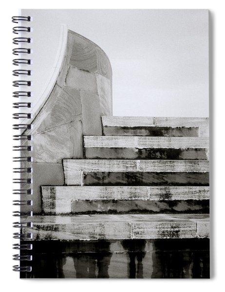 Celestial India Spiral Notebook