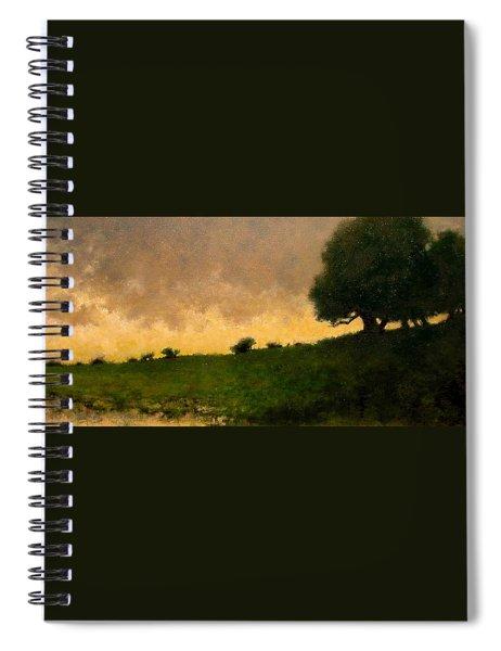 Celestial Place #2 Spiral Notebook