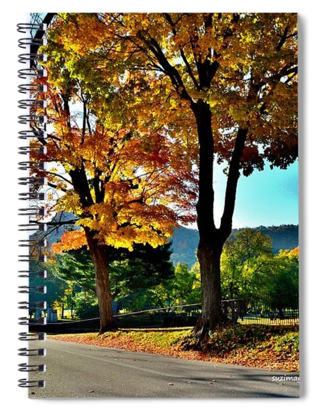 Cemetery Road Spiral Notebook
