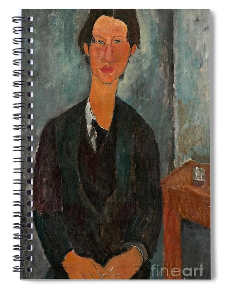 Chaim Soutine Spiral Notebook
