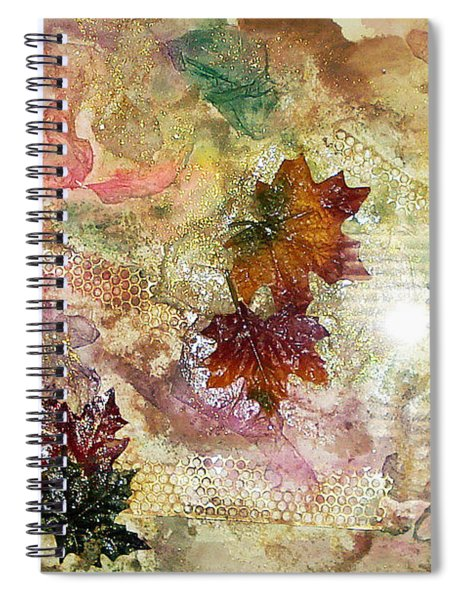 Change In You II Spiral Notebook
