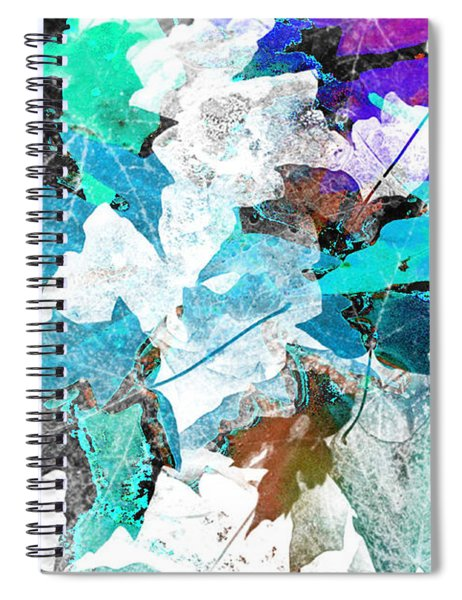 Change Is On The Way Spiral Notebook