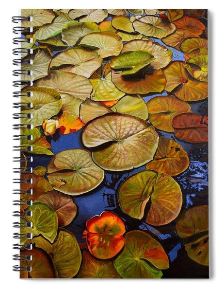 Change Of Season Spiral Notebook