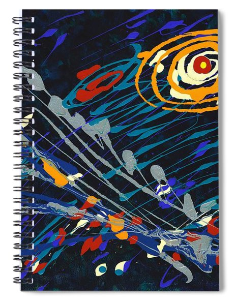 Chaosa Spiral Notebook