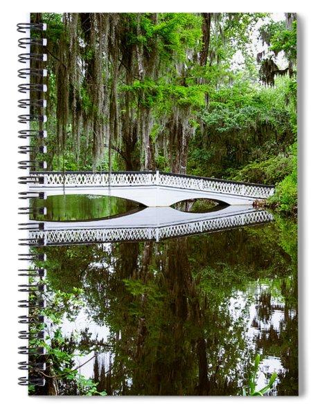 Charleston Sc Bridge Spiral Notebook