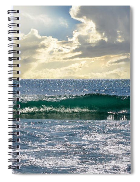 Charybdis Spiral Notebook