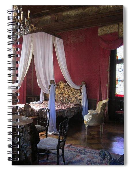 Chateau De Cormatin Spiral Notebook