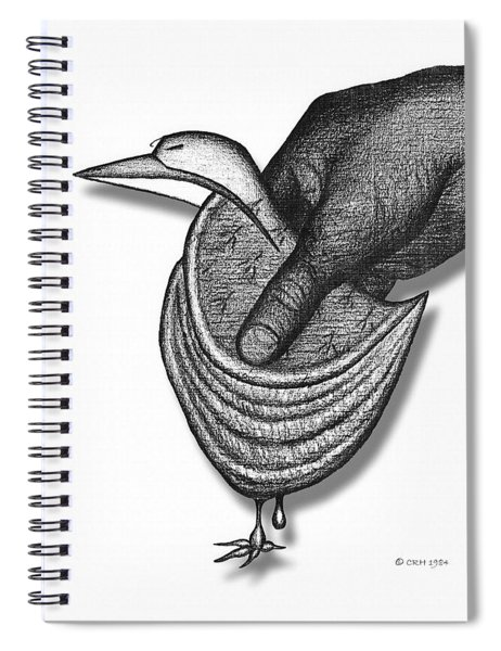 Chausson Aux Pommes Spiral Notebook