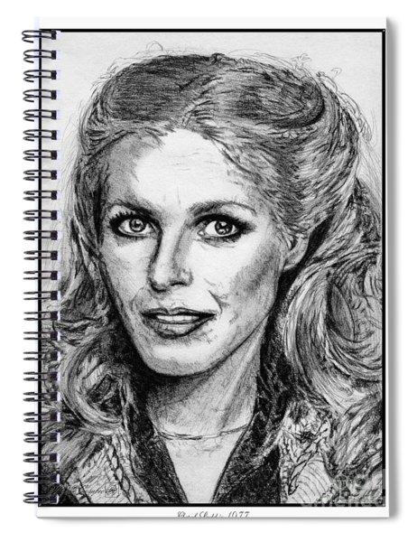Cheryl Ladd In 1977 Spiral Notebook