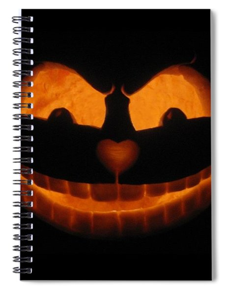 Cheshire Cat Spiral Notebook