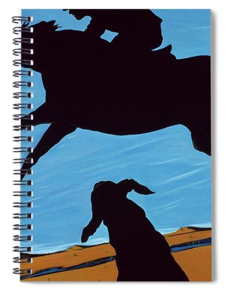 Chestertown Trials, 1999 Spiral Notebook