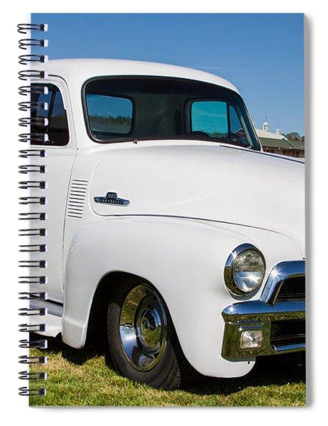 Chevy Truck Spiral Notebook by Robert L Jackson