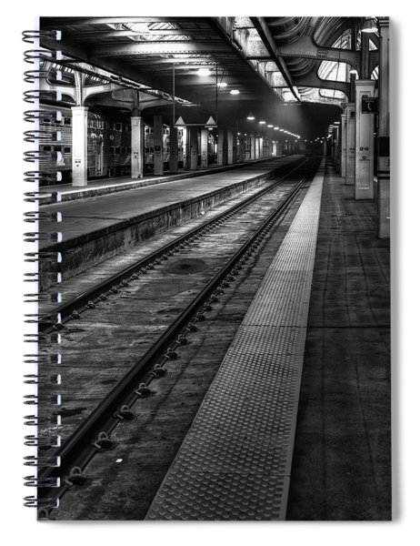 Chicago Union Station Spiral Notebook
