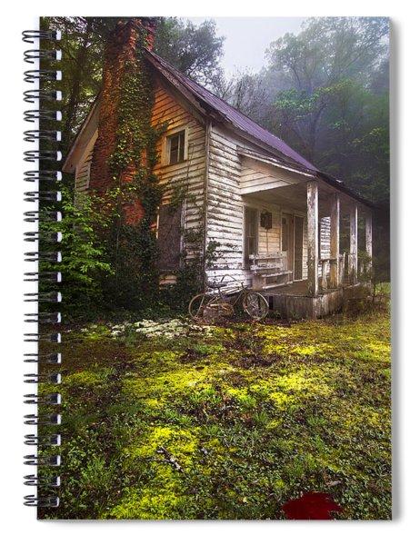 Childhood Dreams Spiral Notebook