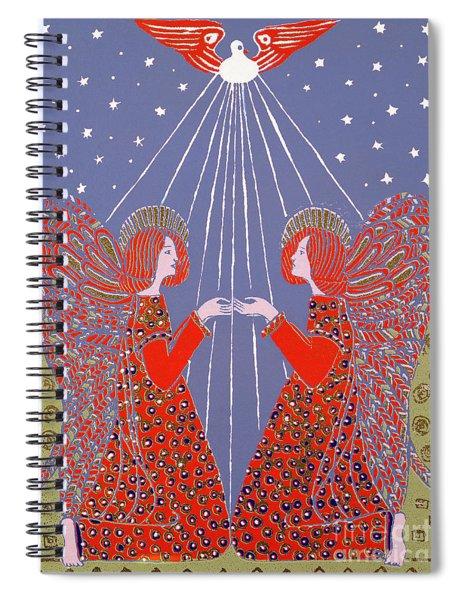 Christmas 77 Spiral Notebook