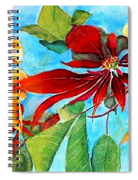 Christmas All Year Long Spiral Notebook