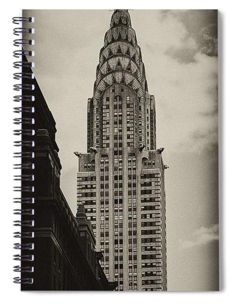 Chrysler Spiral Notebook