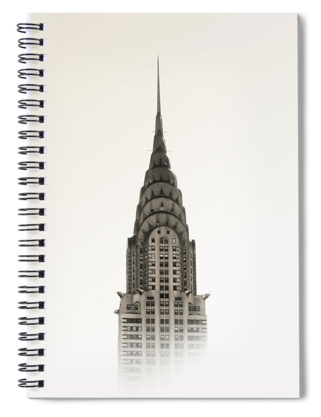Chrysler Building - Nyc Spiral Notebook