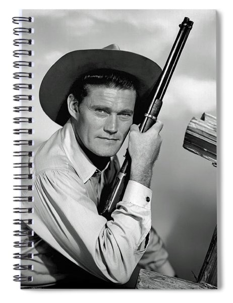 Chuck Connors - The Rifleman Spiral Notebook