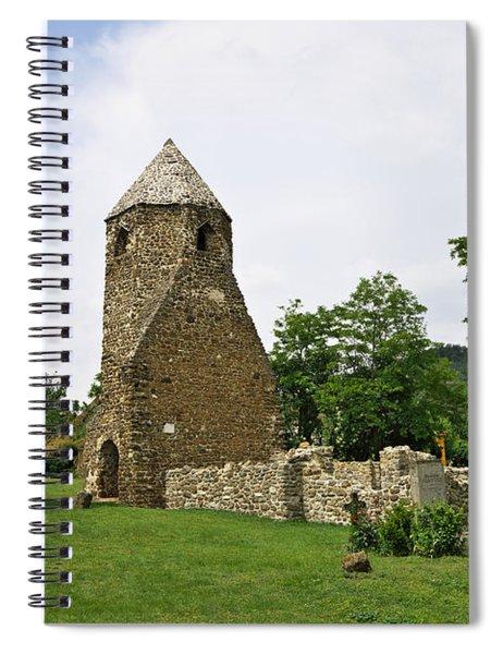 Church Of Avasi Rehely Spiral Notebook