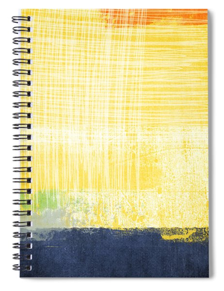 Circadian Spiral Notebook