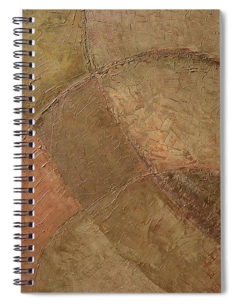 Circle Back Spiral Notebook