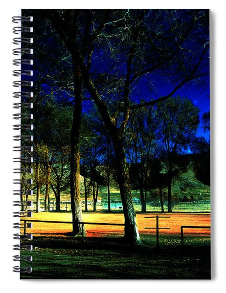 Circle Of Trust Spiral Notebook