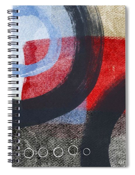 Circles 1 Spiral Notebook