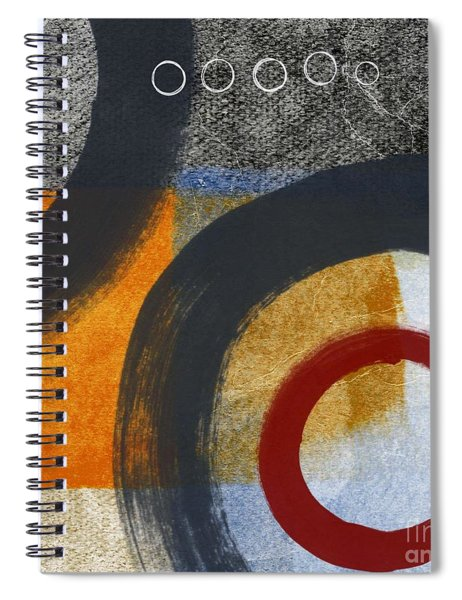 Circles 3 Spiral Notebook